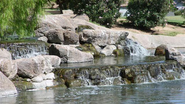 Freestone Park (Source: GilbertAZ.gov)
