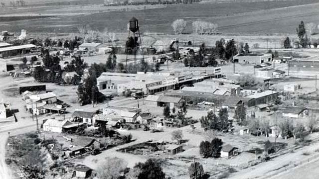 The early days (Source: GilbertAZ.gov)