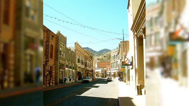 Bisbee, Ariz. (Source: 3TV/ CBS 5)