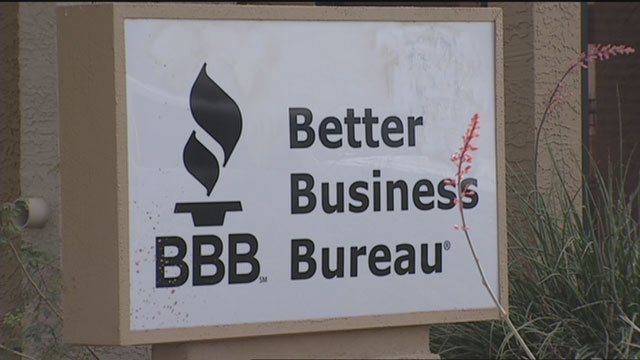 The businesses have already been researched and vetted by the BBB. (Source: 3TV)
