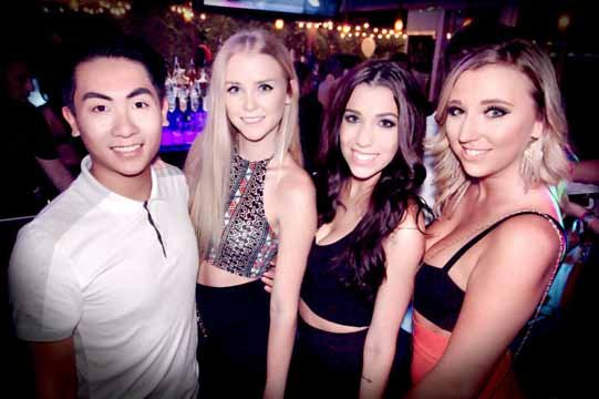 Party pictures from The Mint in Scottsdale last weekend. (Source: Chris Cashak | Cashak LLC | chriscashak.com)