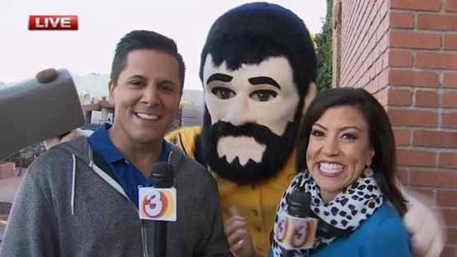 Field Trip Friday saw the Good Morning Arizona crew in Flagstaff. (Source: KTVK/Good Morning Arizona)