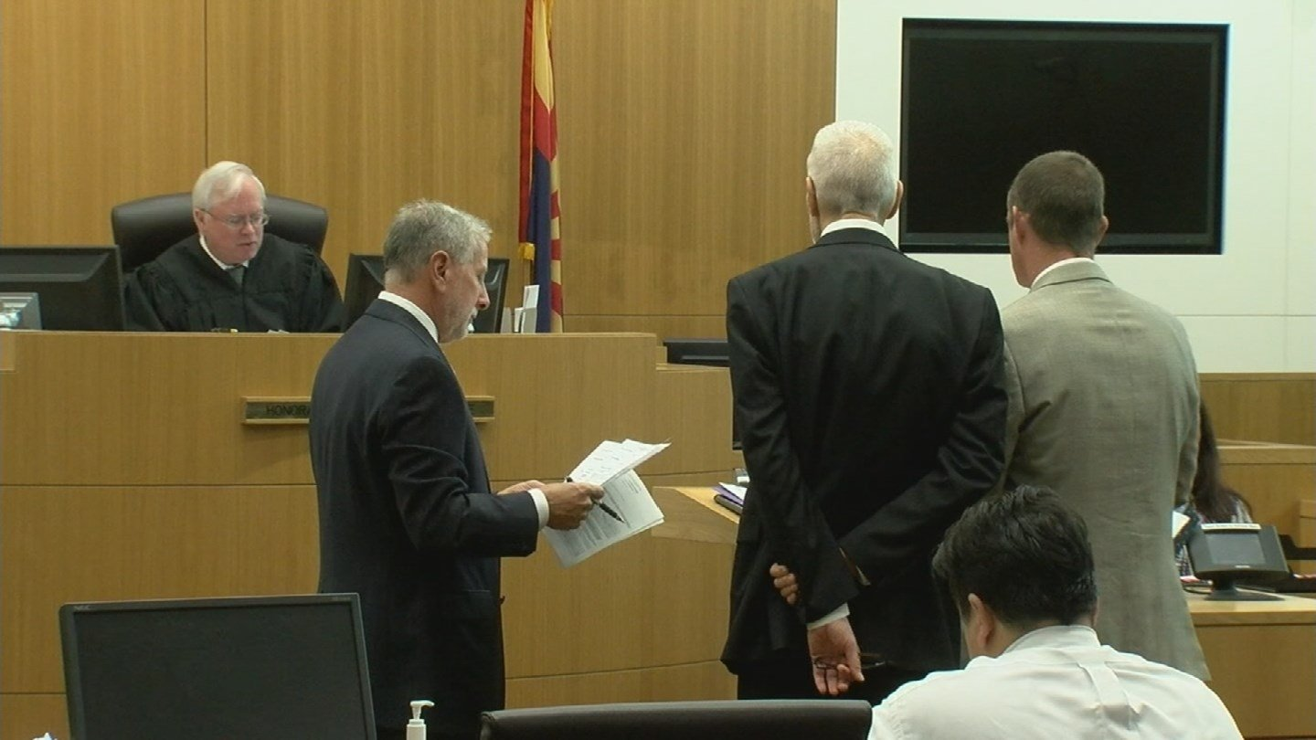 Stephen Gore pleaded guilty in October to a charge of illegally conducting an enterprise after his company, Biological Resource Center of Arizona, was the subject of a two-year investigation. (Source: 3TV)