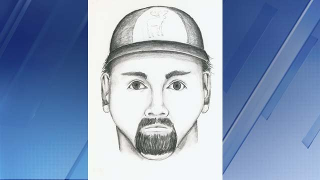 Composite sketch of a suspect in a sexual assault that occurred in Chandler on Thursday, Oct. 8. (Source: Chandler Police Department)