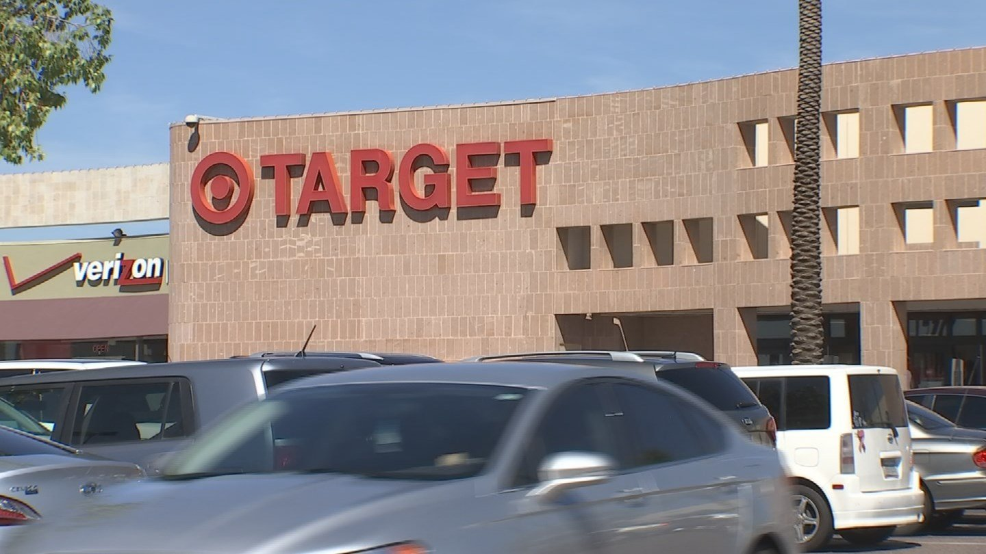 Scottsdale resident and mother Sandy Tisnado says she has been battling with Target over gifts purchased from the chain's baby registry. (Source: KPHO/KTVK)