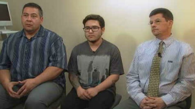 Mel Rodi, Danny Barrera and Mitch Marshal credit the clinic at MIHS for helping them live the lives they've always wanted. (Source: 3TV)
