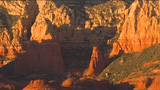 The red rocks of Sedona (Source: KTVK)