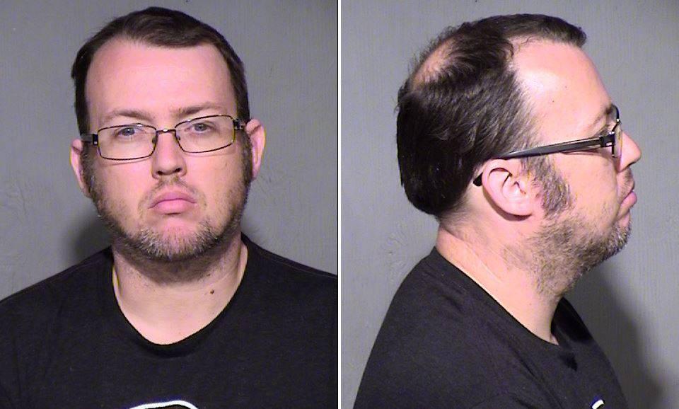 Bryan Patrick Miller (Source: Maricopa County Sheriff's Office)