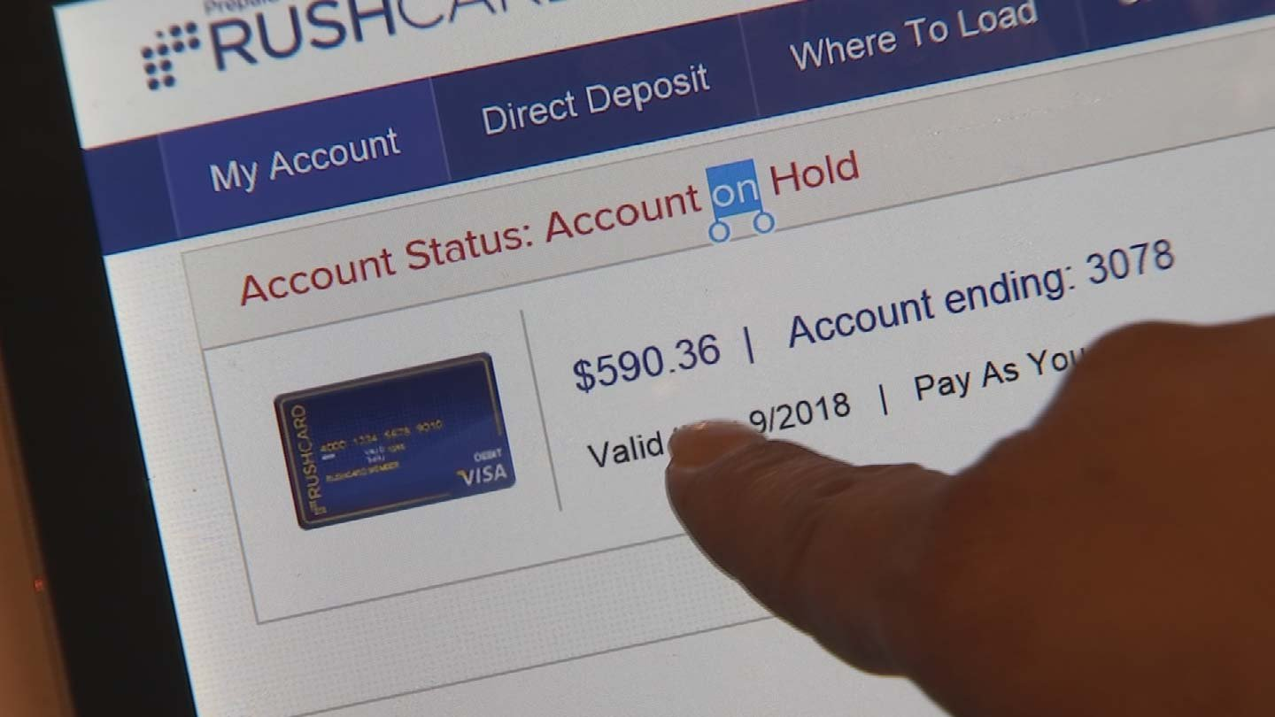 Heather Ayers still does not know exactly why her account was put on hold. (Source: KTVK)