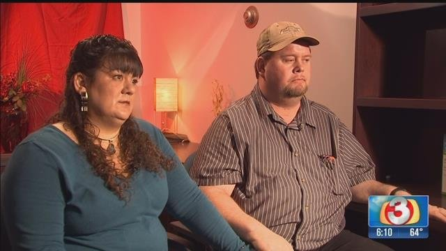 Colorado City residents Ron and Jinger Cooke are not members of the FLDS church, and they say they have been persecuted because of it. (Source: 3TV)