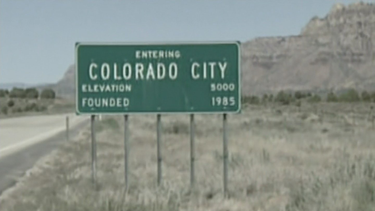 The Department of Justice claims Colorado City and its twin town, Hildale UT, discriminate against people who are not part of the FLDS church. (Source: 3TV)
