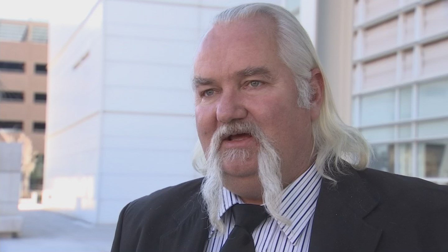"""""""I'm a little embarrassed how much control the church had on me,"""" longtime Colorado City Town Marshal Helaman Barlow said. (Source: 3TV)"""