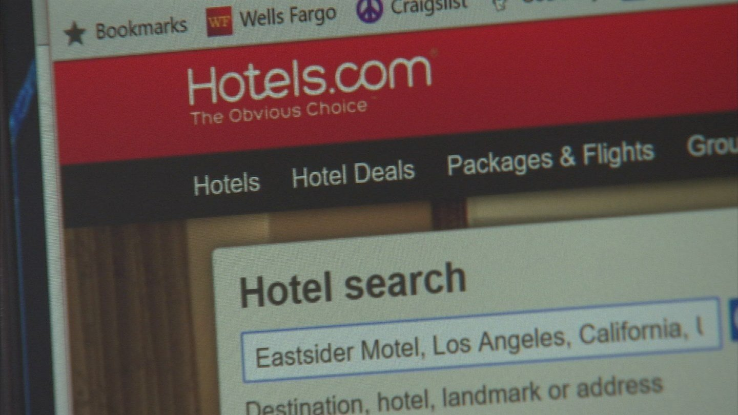 Smith said he had a confirmation number from Hotels.com, but the hotel where he thought had a reservation knew nothing about it. (Source: 3TV)