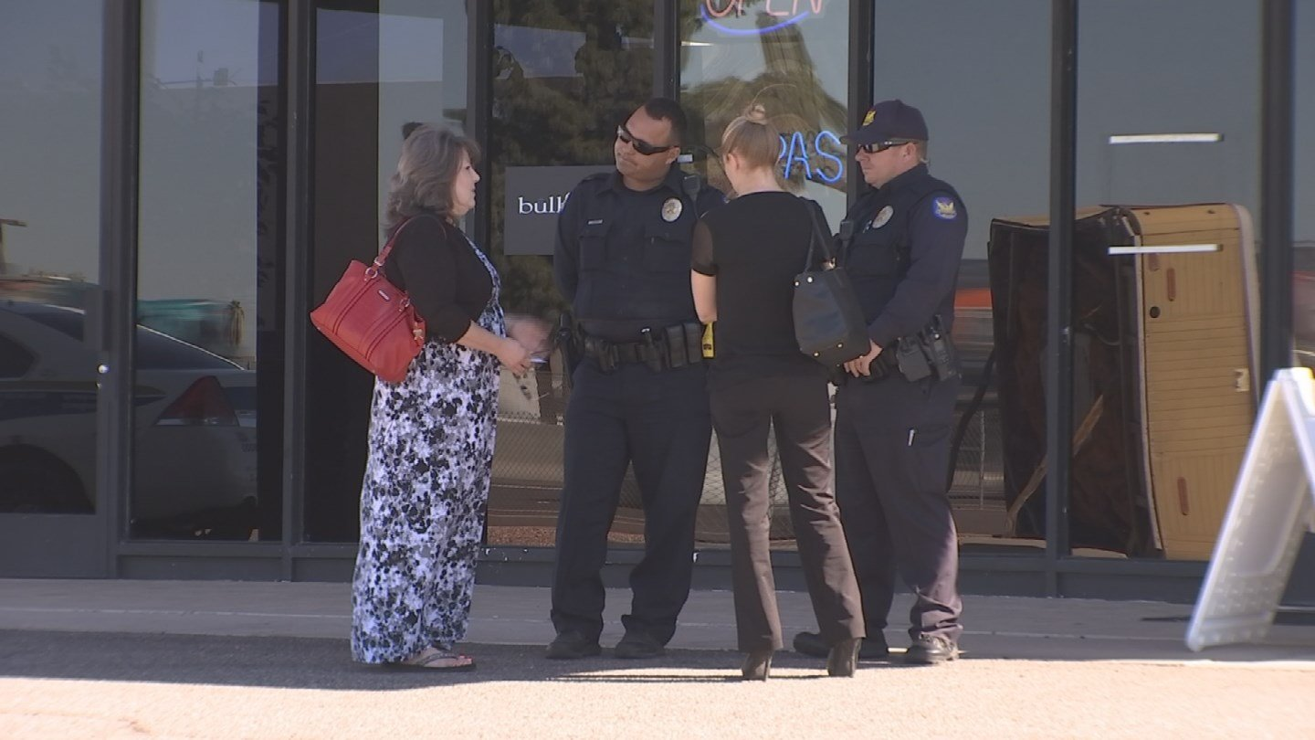 Kristen Forces and Tamara Orolim have filed police reports and will be filing complaints with the Arizona Attorney General's Office. (Source: 3TV)