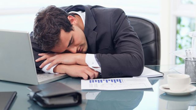 """""""It's really in the company's best interest to have a well-rested employee,"""" Dr. Michael Breus ofValley Sleep Centersaid. (Source:  Wavebreak Media Ltd. via 123 RF)"""