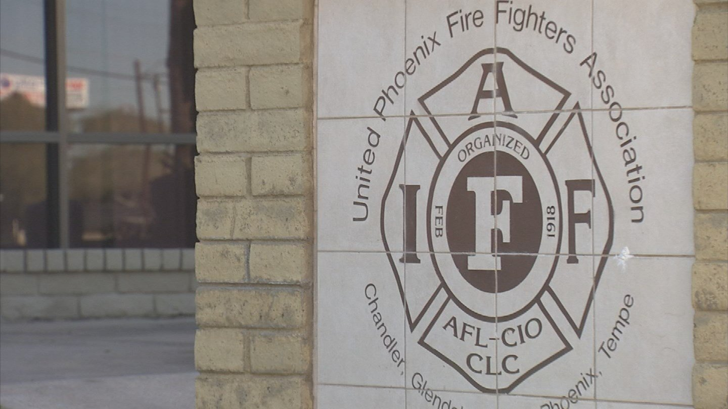 United Phoenix Fire Fighters Association is a legitimate organization, but it does not call people to ask for donations. (Source: 3TV)