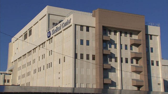 Carl T. Hayden VA Medical Center (Source: 3TV/CBS 5 filed photo)