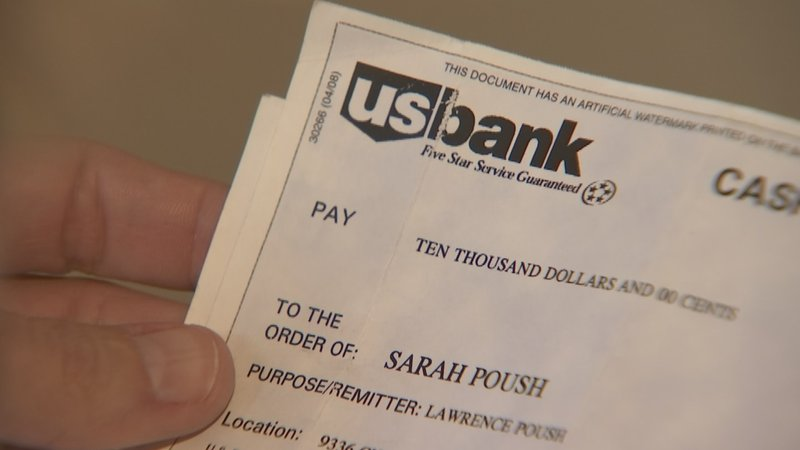 Mystery of missing 10000 solved telemundo amarillo a representative of us bankcorp formerly us bank said cashiers checks expire after three altavistaventures Image collections