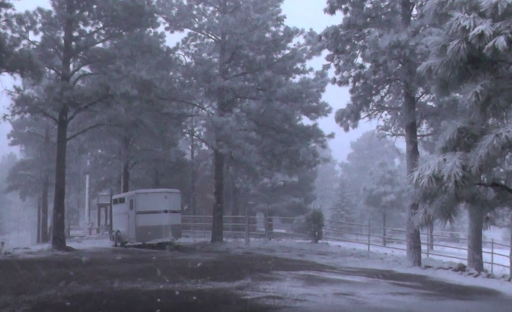 April snow falls on your cock gently naughty america