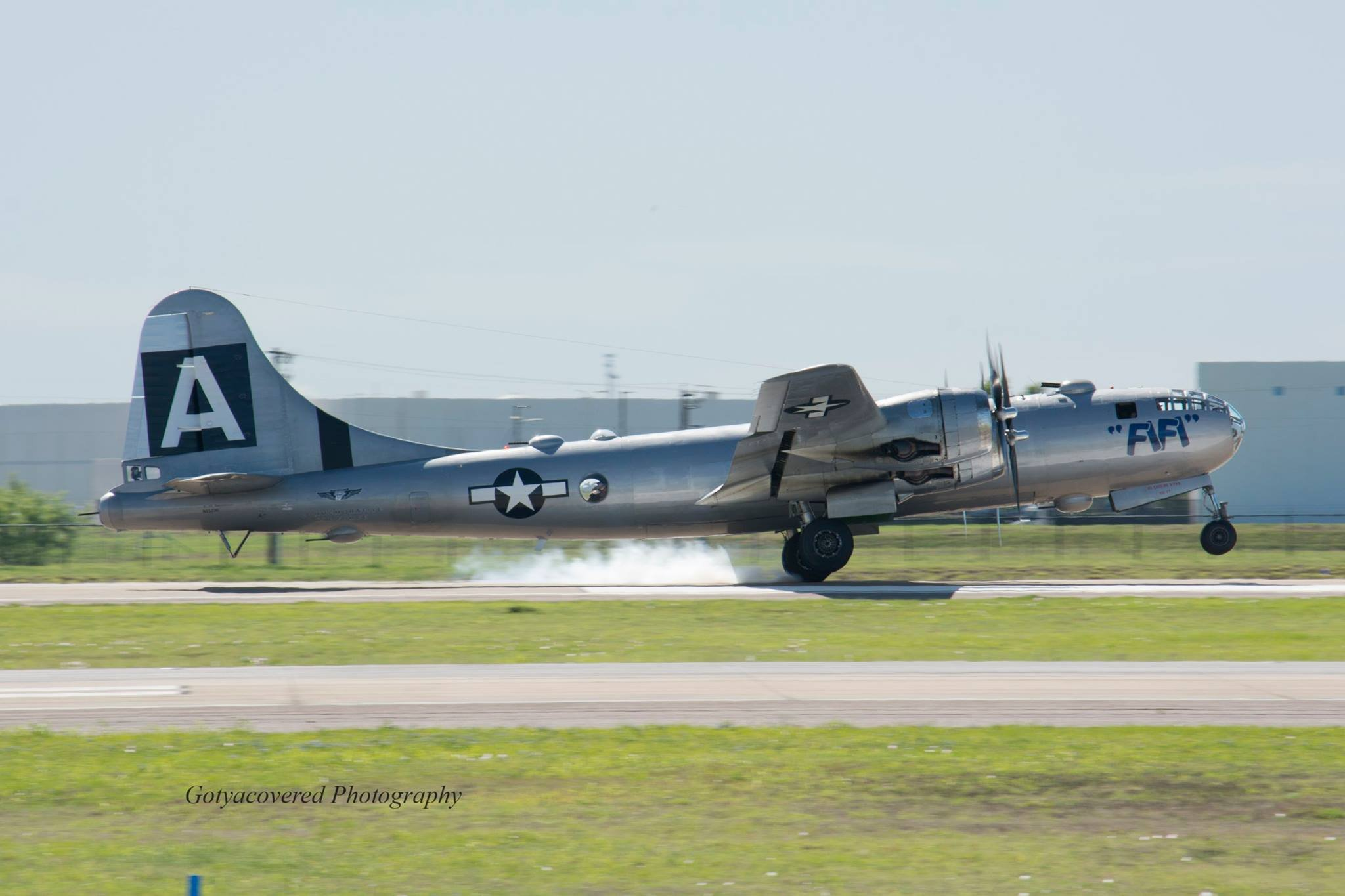 (Source: Commemorative Air Force B29 B24 Squadron via Facebook) .