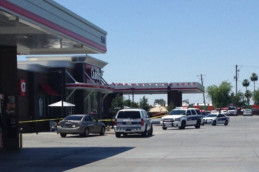 Police Id Man Killed In Gas Station Bathroom Shooting Kctv5