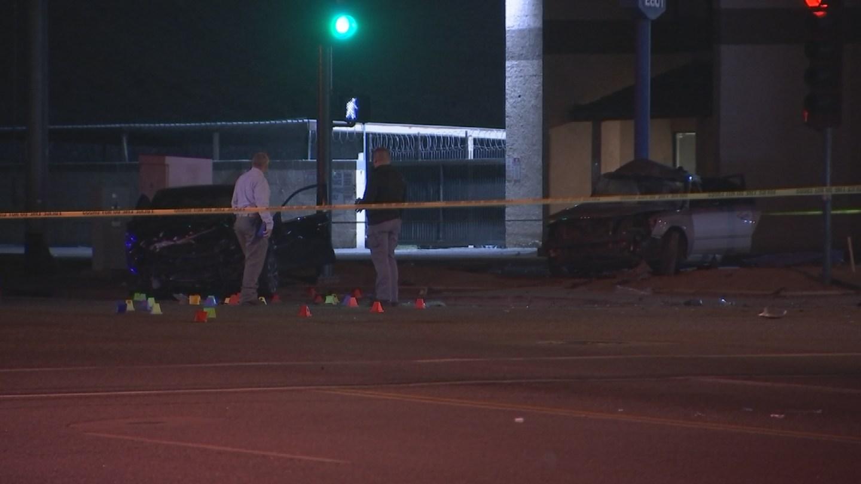 Year Old Boy Fatal Car Accident Phoenix