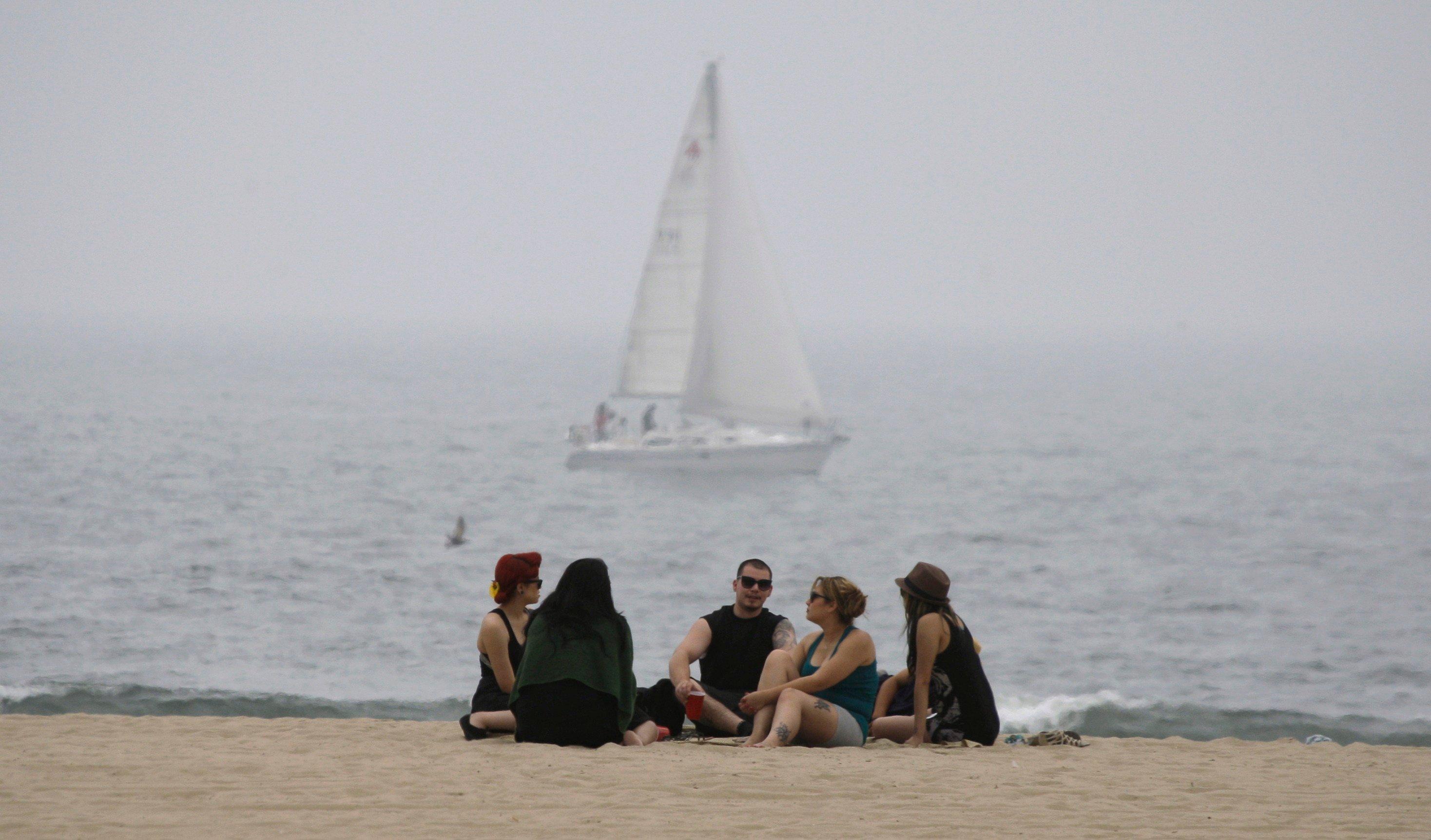 Missing: Sunshine in SoCal   Phoenix Weather   azfamily com