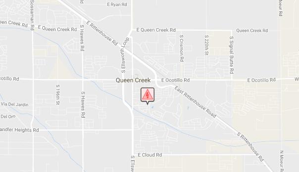 Srp Power Restored To 800 Customers In Queen Creek Arizona S Family