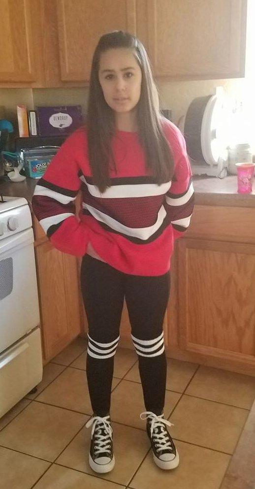 Slain teen told friend she was super scared of