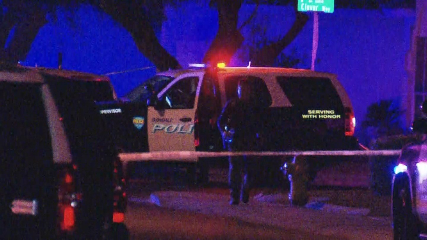 Suspect shot and killed in officer involved shooting in
