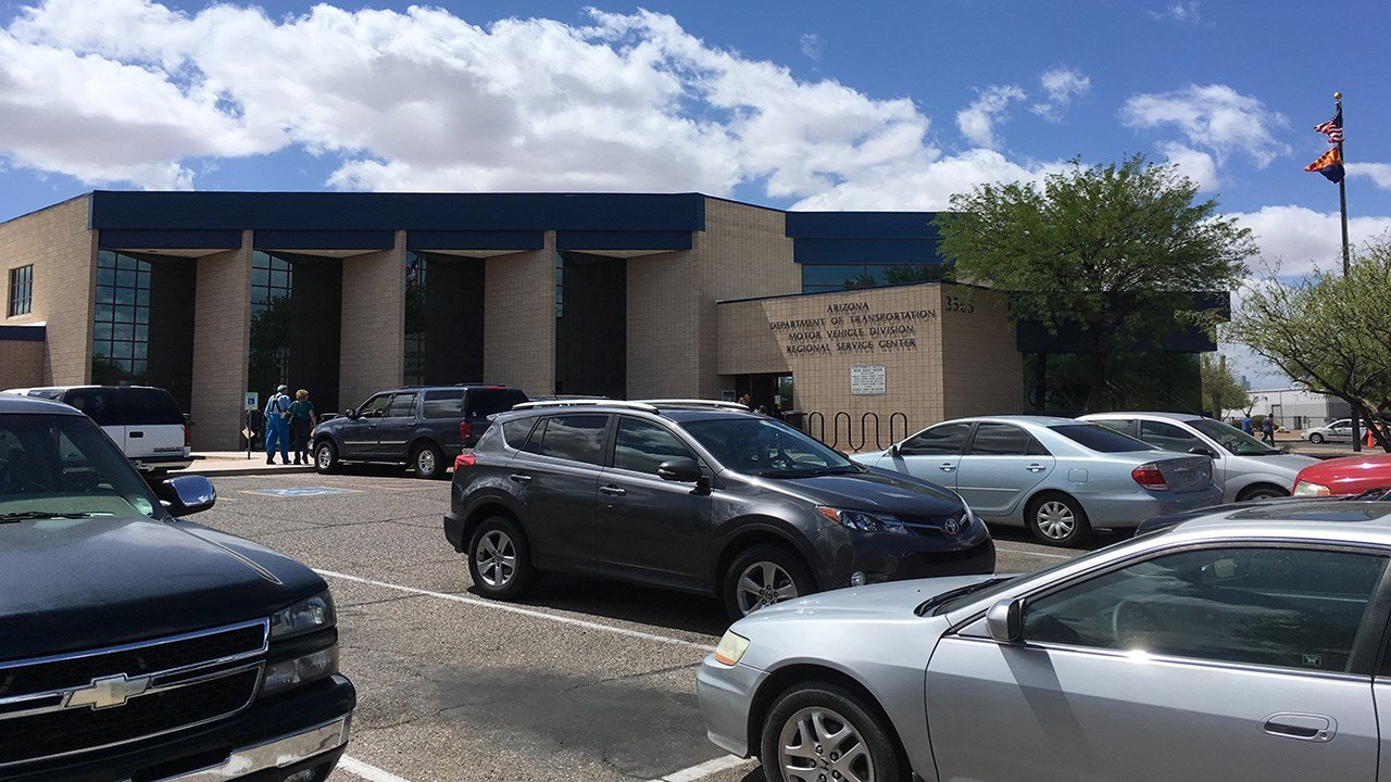 adot with added hours at mvd urban offices wait times