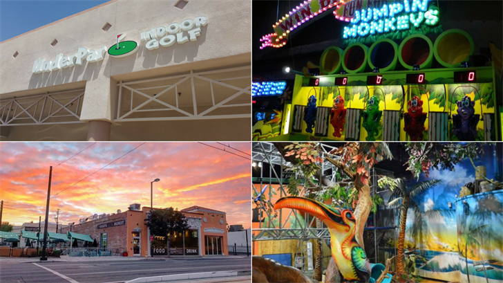 Top 10 Indoor Places To Go To During The Phoenix Summer