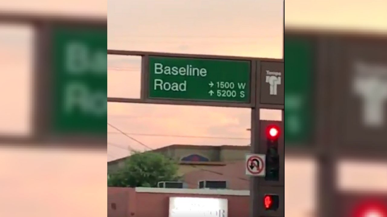 Woman 39 s pronunciation of major phoenix road goes viral for Bureau pronounce