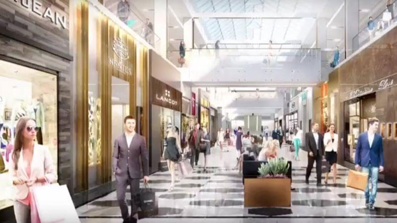 Glass Stores Scottsdale Fashion Square