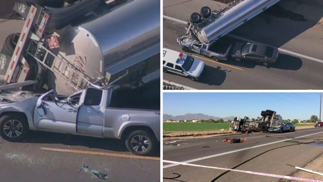 Fatal Car Accident Phoenix August