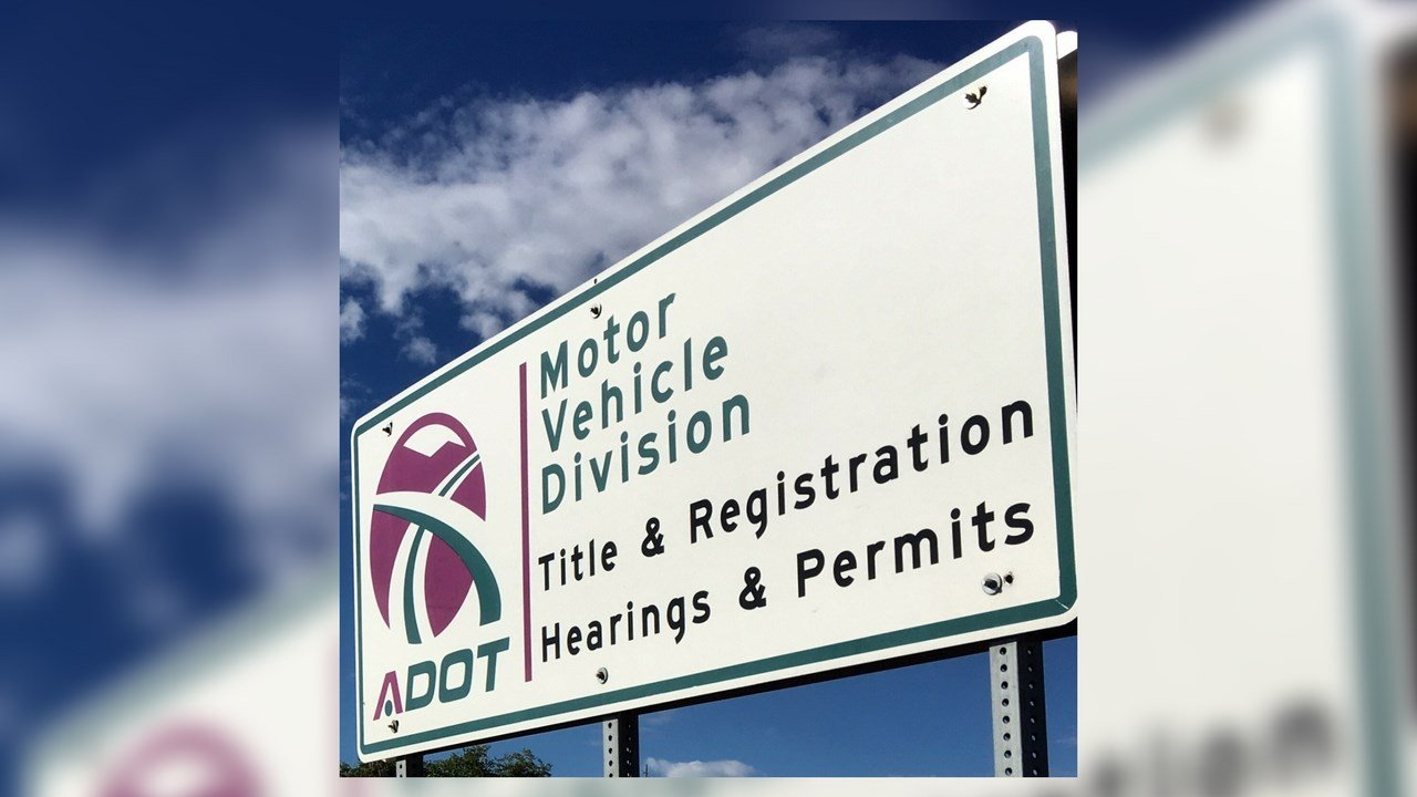 Avoid scam dmv sites accept no substitutes for for Az dept transportation motor vehicle division