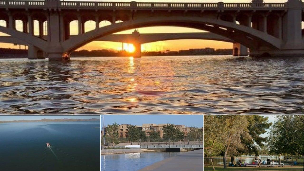 Top fishing spots across phoenix metro area wsmv news 4 for Fishing in phoenix arizona