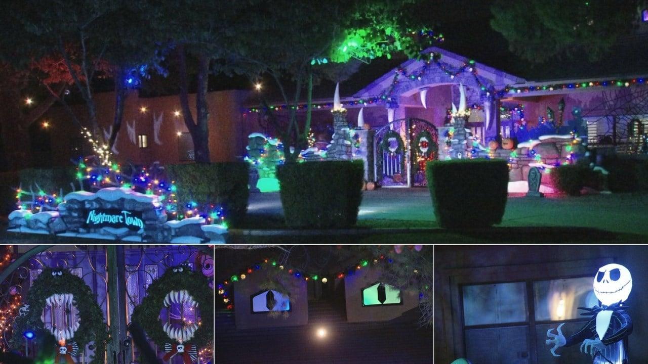 slideshow tempe homeowner creates nightmare before christmas kfve k5 hawaii news now local programming - Nightmare Before Christmas Lights