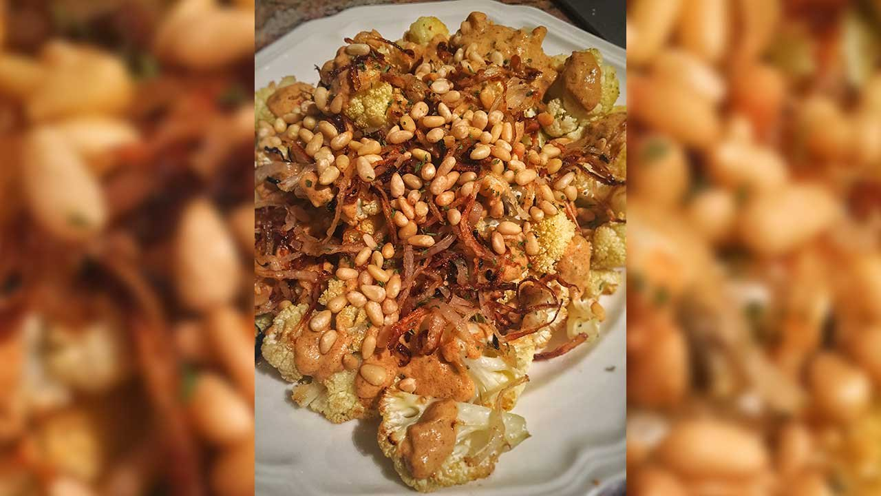 Lindsey Reiser\'s Cauliflower Tahini Bites - Western Mass News - WGGB ...
