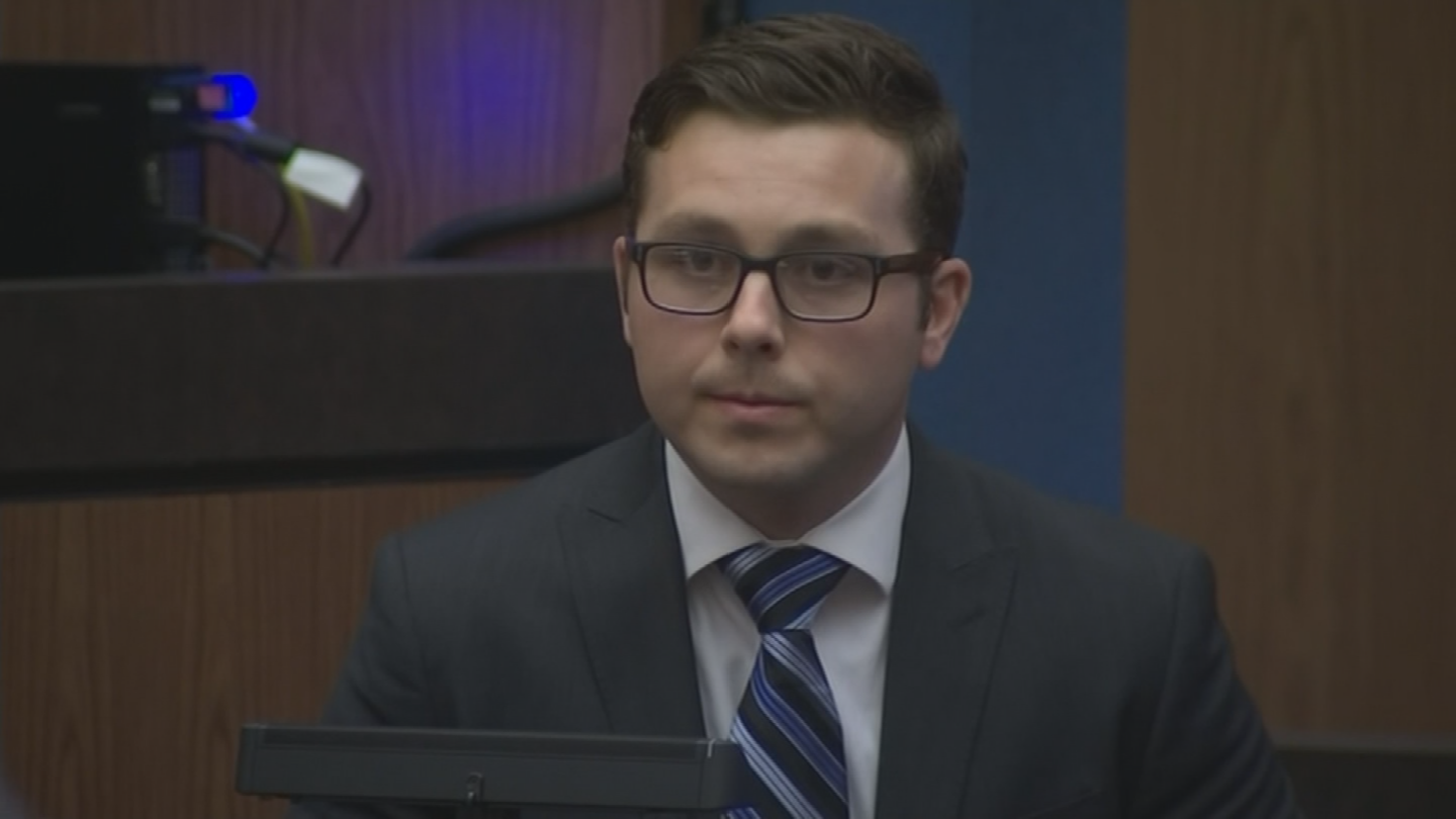 Daniel Shaver Family >> Closing arguments set to begin in trial of former Mesa officer a - Arizona's Family