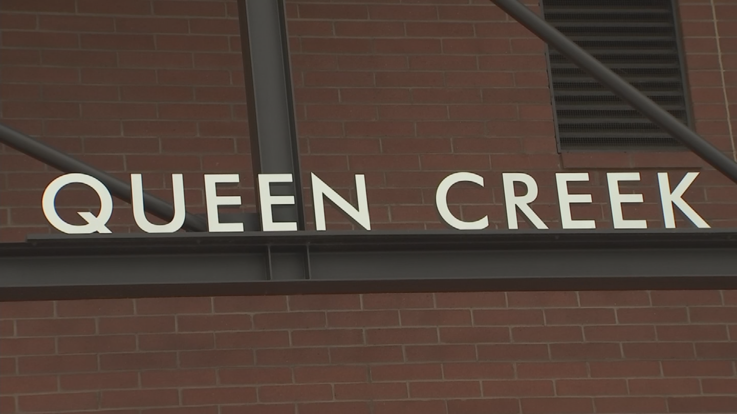 Higher safety rating for Town of Queen Creek - wistv.com ...