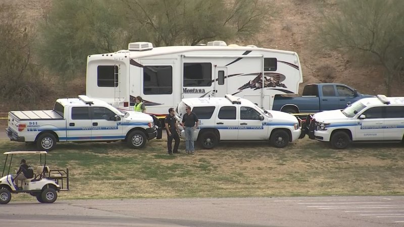 Woman Killed By Rv Backing Up At Westworld In Scottsdale