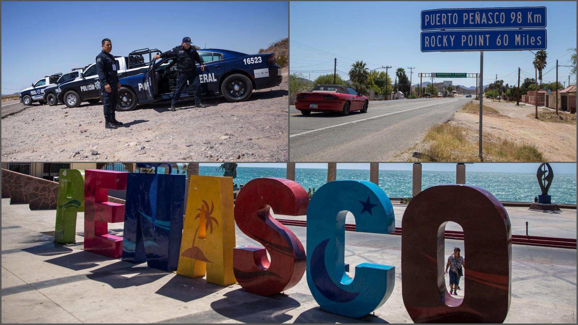 Arizona, Mexico officials work to make the road to Rocky Point s - Arizona's  Family