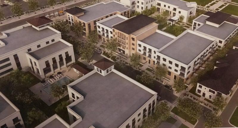 Mormon Temple unveils redevelopment plans near downtown Mesa ... on