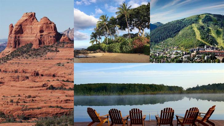 Slideshow Most Blissful Destinations For Wellness Travel
