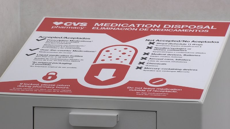 cvs pharmacy fighting opioid abuse by expanding drug disposal pr
