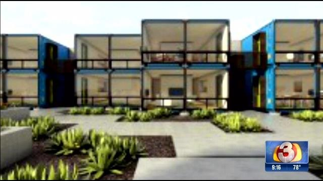 Shipping container apartments coming to Downtown Phoenix ...