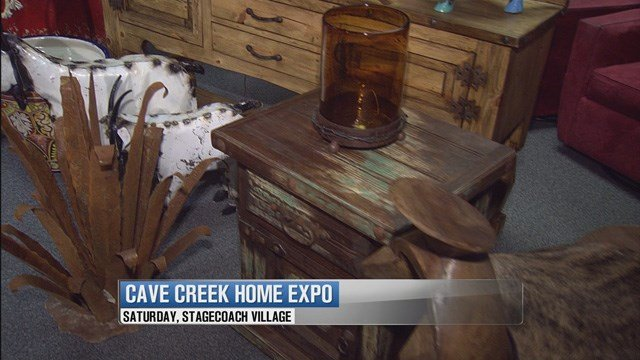 Cave Creek Home Expo Showcases Rustic Furniture, Décor
