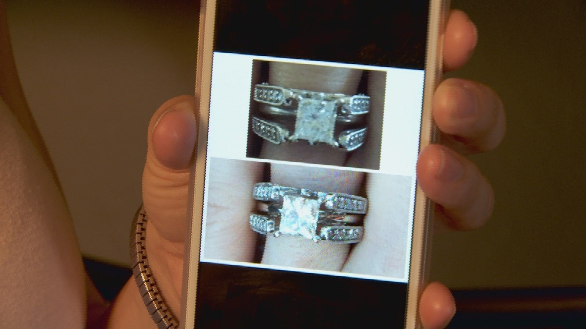 newlywed claims zales ruined her ring zales wedding band Newlywed claims Zales ruined her ring