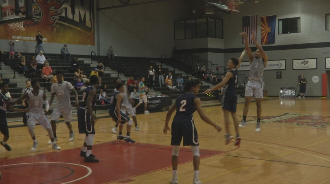 'Prep schools' that are tailored toward basketball players are growing in popularity. (Source: 3TV/CBS 5)